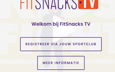 Instructie aanmaken account Fitsnacks.tv